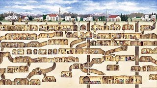 10 MOST AMAZING Underground Cities