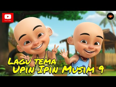 Download Lagu Upin & Ipin Musim 9 - Lagu Tema [HD] MP3 Free