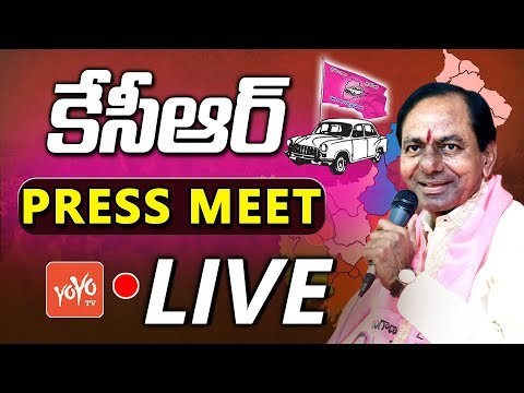 CM KCR LIVE | Chandrababu Return Gift | KCR Cabinet | Telangana News LIVE | YOYO TV Channel