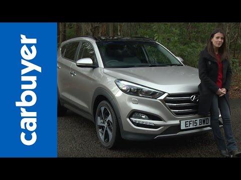 Hyundai Tucson SUV review - Carbuyer