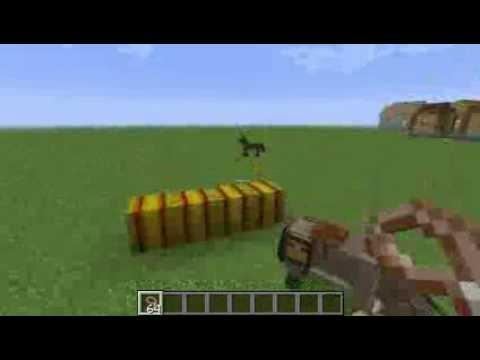 como domesticar caballo y aparear caballo|Minecraft 1.6.4