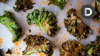 How to make Kale Chips...