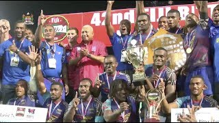Fijian PM officiates as chief guest at the Marist 7s 2018