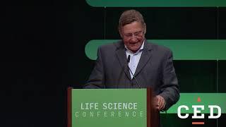 Life Science Leadership Award Speech by Max Wallace
