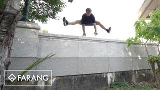 10 WAYS TO VAULT | Boss Station | Parkour
