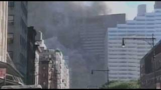 24-Floor Building Goes up in Flames, Yet Doesn't Uniformly Collapse Like WTC 7… Ever Wonder Why?