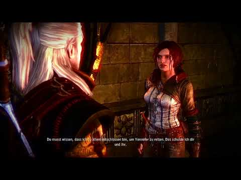 Let's Play - The Witcher 2 #014 [hd] - Sex & Alkohol video