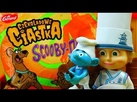 Smerfy & Masza i Niedźwiedź & Scooby Doo | Skubi Chrupki | Bajki dla dzieci