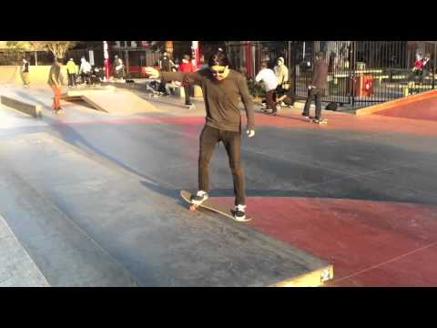 Clip of the Day. Daniel Castillo's iPhone clips