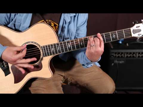 Ed Sheeran - Photograph - Chords and Rhythm - Guitar Lesson - How To Play Acoustic Songs