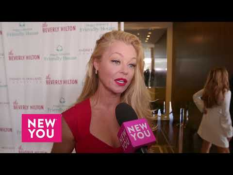 Charlotte Ross at the Friendly House Luncheon