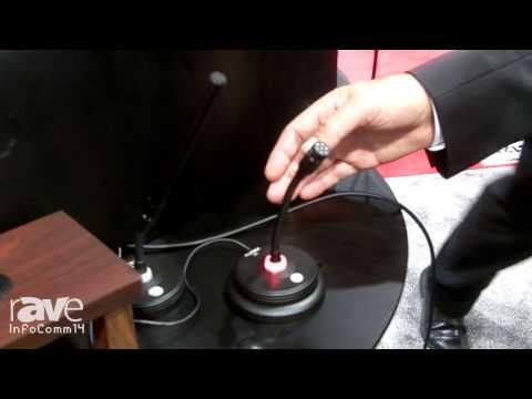 InfoComm 2014: Audix Details its LS1 Microphones