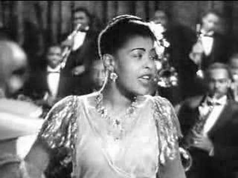 Billie Holiday - The Blues Are Brewin' Video