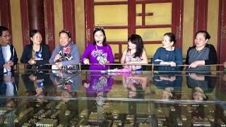 Tham Quan Kinh thành Huế ngày 23/03/2018