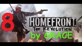 HOMEFRONT THE REVOLUTION gameplay ITA EP 8 LA TALPA by GRACE
