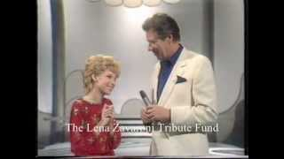 Lena Zavaroni with Max Bygraves 1982