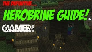 The Definitive Guide to Herobrine