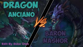 Baron-Dragon Steals( League OF Legends)