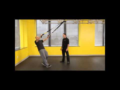 TRX Suspension Trainer Y Golf Fitness Exercises