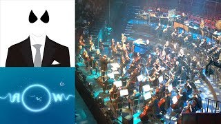 flOw live at PlayStation in Concert - The World of flOw - composed by Austin Wintory -