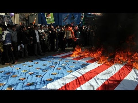 Anti-US anger strong as Tehran marks Islamic Revolution