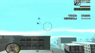 Mod-Pack RC8-Gta Snow Andreas V3.5 Mission-50 Air Raid (PC).wmv