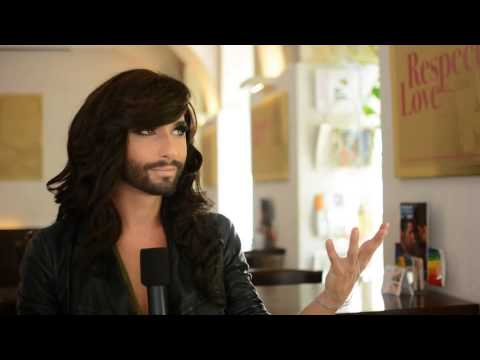 Conchita Wurst Interview 22.09.2014