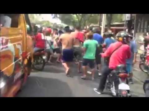 Hostage Taking in Mambaling ,Cebu - January 25,2016 Updated