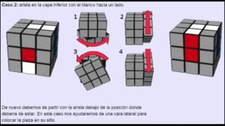 CUBO DE RUBIK - PASO #1 - EliasCuestas