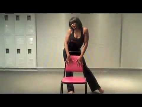 Dance Instructor Teaches You Ladies How To Lapdance For Your...