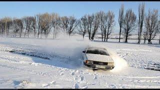 Ken Blocks Gymkhana parody (Audi 100)
