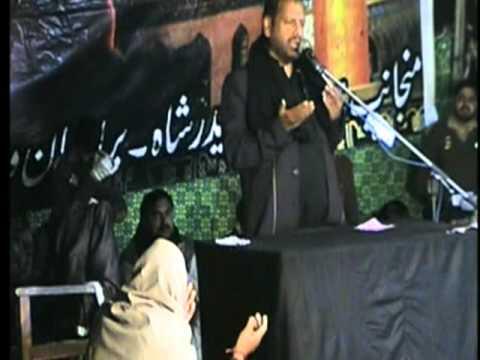 Molvi Manzoor Hussain Solangi 23 Safar 2011.sindhi Majlis video