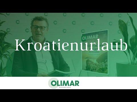 Kroatienurlaub 2017 mit OLIMAR Reisen #Kroatientage