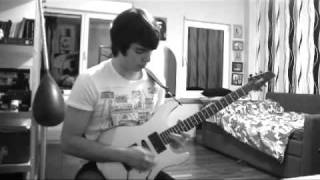 Ahmet Ege Yılmaz-For the Love of God(Steve Vai cover)