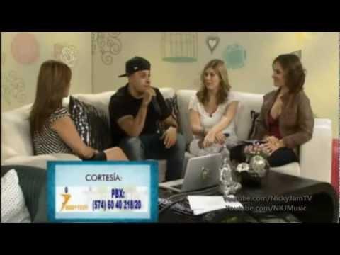 Download Nicky Jam / Entrevista TV 2013 Mp4 baru