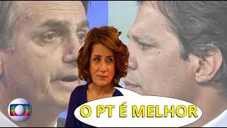 Sem saída, Globo é OBRIGADA a apoiar Haddad/Lula