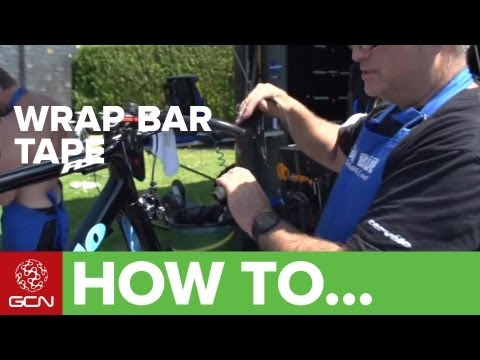 How To Change Handlebar Tape Like A Pro Mechanic