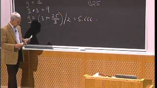 MIT 6.00SC Introduction to Computer Science and Programming