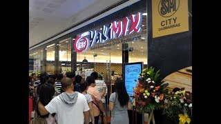 Yakimix SM Dasmarinas Opening Preview
