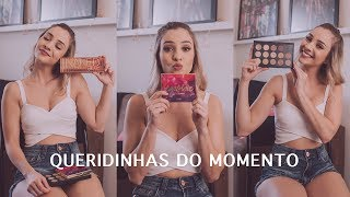 PALETAS PREFERIDAS DO MOMENTO