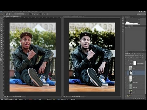 Tutorial Procesado Profesional con Photoshop CS6 (HD)