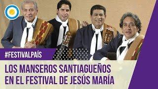 Festival Jesús María 15-01-11 Los Manseros Santiagueños