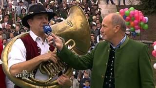 Wiesn Frühschoppen - Standkonzert Unter Der Bavaria 2013 09 29