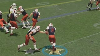 ALL PRO FOOTBALL 2K8 STILL THE BEST ON FIELD FOOTBALL EXPERIENCE