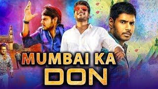 Mumbai Ka Don 2019 Tamil Hindi Dubbed Full Movie | Sundeep Kishan, Regina Cassandra