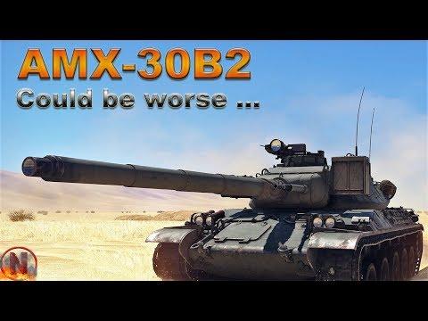WT || AMX-30B2 - I like It, But ... thumbnail
