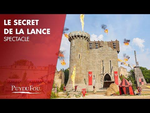 Le Secret de la Lance - Puy du Fou