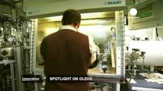 Philips OLED-Lighting spotlight