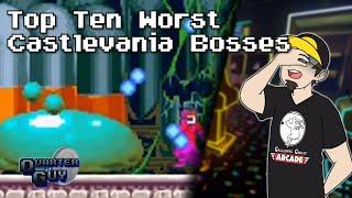 Top Ten Worst Castlevania Bosses