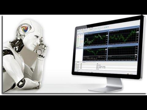 Программирование роботов для форекса